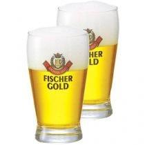 Copo para Cerveja 300ml 2 Peças - Ruvolo Mestre Cervejeiro Atlantik