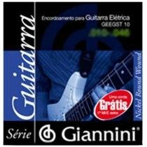 Cordas para Guitarra Leve GEEGST10.1 Giannini - Giannini