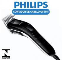 Cortador De Cabelos Philips QC5115 Máquina De Cortar Cabelos - Philips