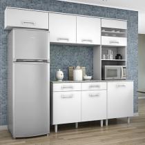 Cozinha Compacta Madine Móveis Lorena - 5 Portas
