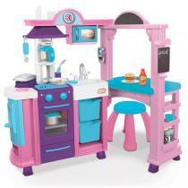 Cozinha e Bistro Infantil Rosa K485138 - Little Tikes - Little Tikes