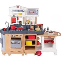 Cozinha Infantil com Apoio Divertida K484230 - Little Tikes - Little Tikes