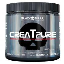 Creatpure 150g  Black Skull - Black Skull