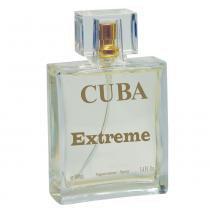 Cuba Extreme Deo Parfum Cuba Paris - Perfume Masculino - 100ml - Cuba Paris