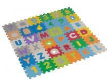 Cubo Alfanumérico 40 Peças - Mingone