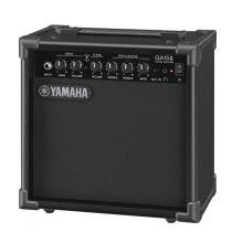Cubo para Guitarra GA15II 15W RMS Preto - Yamaha - Yamaha