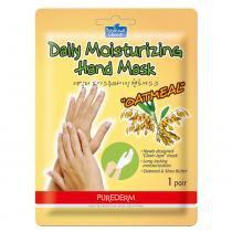 Daily Moisturizing Hand Mask Purederm - Máscara Hidratante para Mãos - 1 Par - Purederm
