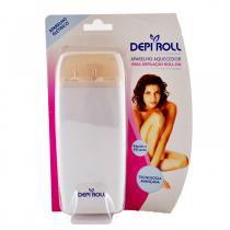 DepiRoll Aparelho Depilatório Roll-On Branco Bivolt - Depi Roll