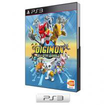 Digimon All Star Rumble para PS3 - Bandai Namco