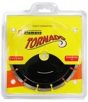"""Disco Diamantado Segmentado Tornado - 7"""" - STAMACO TORNADO"""