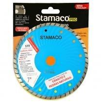 "Disco Diamantado STR Granitos Turbo Pró - 7"" - STAMACO PRO"