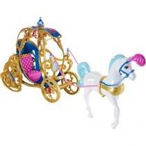 Disney Carruagem da Cinderela - Mattel