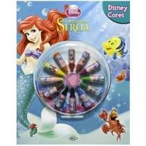 Disney Cores A Pequena Sereia - DCL