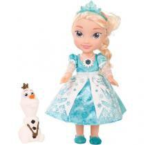 Disney Frozen Elsa Cantante com Acessórios - Sunny Brinquedos