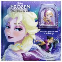 Disney Frozen - Um Coração de Gelo - DCL