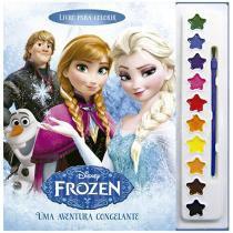 Disney Frozen Uma Aventura Congelante - DCL