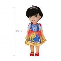 Disney Minha Primeira Princesa Luxo Branca de Neve - Mimo - Princesas Disney
