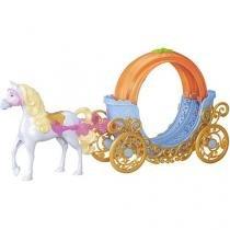 Disney Princess Carruagem Mágica da Cinderela - Hasbro