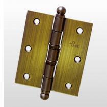 Dobradiça Porta 3x2 1/2 Com 3 Unidades Semanel Antique Ref 246 Pagé - PAGE