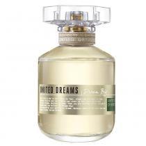 Dream Big Eau de Toilette Benetton - Perfume Feminino - 80ml - Benetton