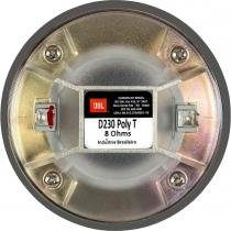 Driver Transparente D230 Tecnologia PolyT 8 Ohms - JBL Selenium - JBL