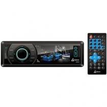 "DVD Automotivo Lenoxx AD 2603 Tela 3"" 60 Watts RMS - Entradas para Câmera de Ré USB Auxiliar Frontal"