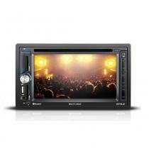 DVD Automotivo Multilaser Tela 62 com TV Digital Gps e Bluetooth - P3237 - Neutro - Multilaser