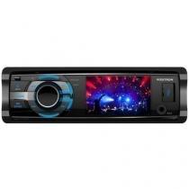"""DVD Automotivo Pósitron SP4310 Tela 3"""" - Entrada USB e Auxiliar"""