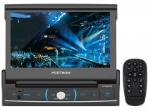 "DVD Automotivo Pósitron SP6320 BT Tela LCD 7"" - Retrátil Touch Bluetooth 180 Watts RMS Entrada USB"