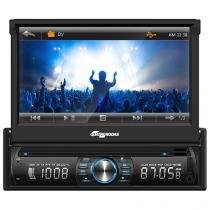 DVD Automotivo Quatro Rodas MTC6618 7?? Touch - Bluetooth USB Auxiliar SD