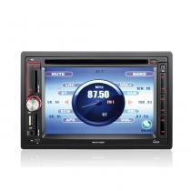 DVD GPS 6.2 - P3173 - Neutro - Multilaser