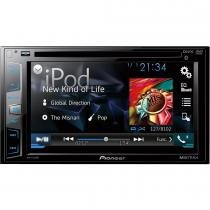 "DVD Player AVHX2780BT 6,2"" Bluetooth USB - Pioneer - Pioneer"