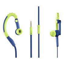 Earhook Sport Stereo Audio - PH207 - Verde - Pulse