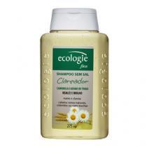 Ecologie Fios Clareador  - Shampoo - 275ml - Ecologie