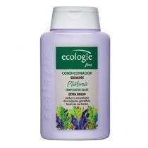 Ecologie Fios Platina Ecologie - para Cabelos Brancos e Grisalhos - 275ml - Ecologie