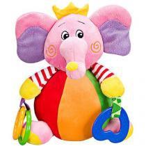 Elefante Bolinha - Anjos Baby