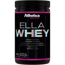 Ella Whey Protein 600g Baunilha - Atlhetica