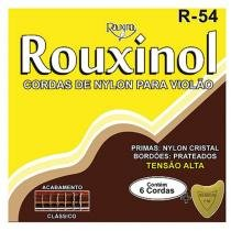 Encordoamento Nylon para Violão R54 14290 - Rouxinol - Rouxinol
