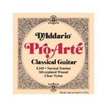 Encordoamento para Violão J45 Nylon Leve - DAddario - DAddario