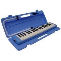 Escaleta CSR Pianica 37 Teclas Azul Claro - CSR