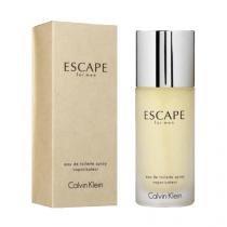 Escape For Men Calvin Klein - Perfume Masculino - Eau de Toilette - 50ml - Calvin Klein