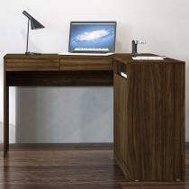 Escrivaninha/Mesa para Computador 2 Portas - 2 Gavetas - Politorno Portugal
