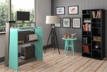 Escrivaninha/Mesa para Computador Caemmun Office - Stand Up Desk