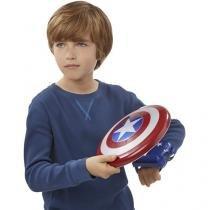 Escudo Magnético e Luva Capitão América - Marvel - Hasbro