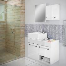 Espelheira para Banheiro Itatiaia Acqua - 2 Portas