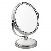 Espelho de Aumento Dupla Face 8483 - Mor - Mor