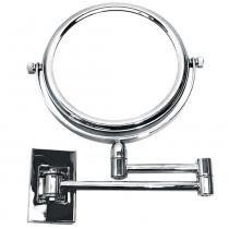 Espelho Dupla Face de Parede com Braço Flexível 1940/100 - Brinox - Brinox