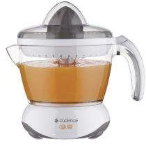 Espremedor de Frutas Juice Fresh 700ML Desmontável ESP100 Branco - Cadence - 110V - Cadence