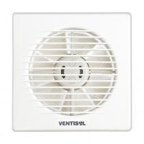 Exaustor para Banheiro EXB 150mm Branco - Ventisol - Ventisol