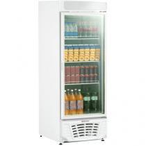 Expositor/Refrigerador Vertical 1 Porta 572L - Frost Free Gelopar GLDR-570AF